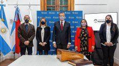 Cambios de gabinete de Bahl: asumieron nuevos funcionarios