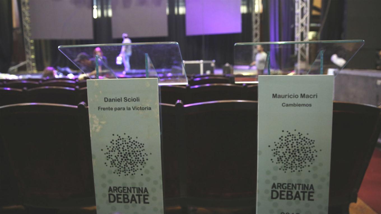 El formato del debate de mañana: habrá repreguntas pero no interrupciones