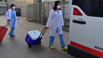 En el hospital Dr Gutiérrez, se posibilitaron seis trasplantes en diferentes lugares del país.