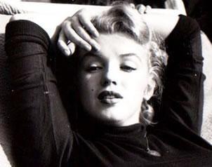 Publican fotos inéditas de Marilyn Monroe