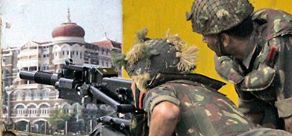 Tropas indias asaltan un centro judío y encuentran cinco rehenes muertos