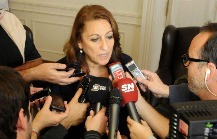 Fein dijo que confía en que se acomode la situación económica.