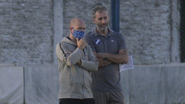 DT salaíto. Leonardo Morelli tendrá el debut como entrenador en el José Martín Olaeta ante Liniers.