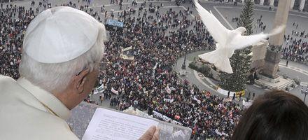 Benedicto XVI pierde convocatoria: baja el número de fieles que va al Vaticano
