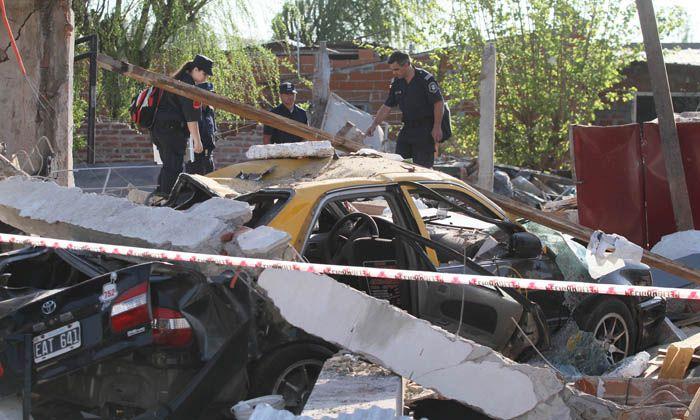 No hay antecedentes en Argentina de destrucción de casas por meteoritos