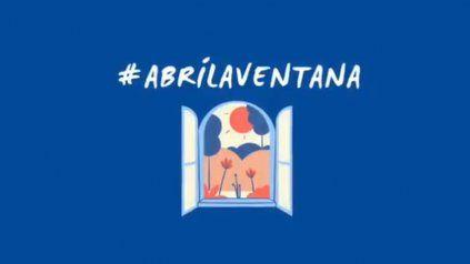 La campaña estudiantil que copó las redes: #abriLaVentana