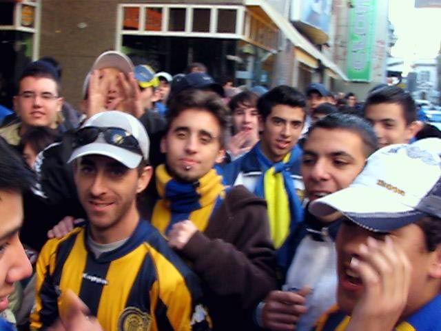 Arrancó el canje de tickets para los simpatizantes de Rosario Central