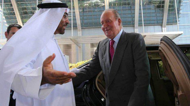 Se acabó la incógnita: Juan Carlos I está en Emiratos Unidos