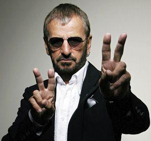 Ringo Starr ingresó al Salón de la Fama ahora como solista.