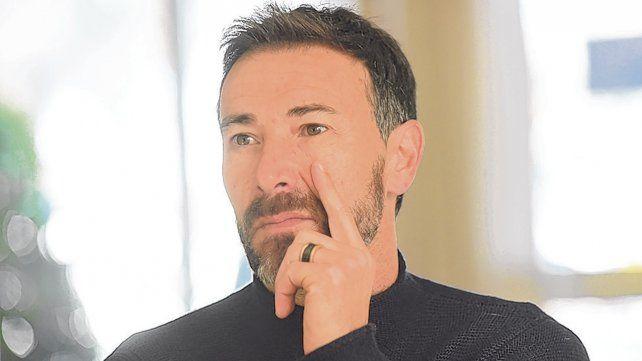 El Kily González no se apurará para reemplazar a Marco Ruben.