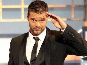 Ricky Martin ya está en Buenos Aires