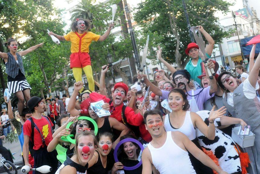 El Festival Payasadas 2012 cierra esta tarde con el tradicional Tortazo