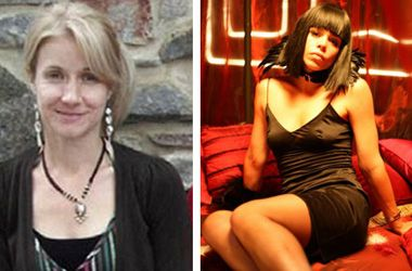 Una científica británica reveló ser la prostituta que inspiró una serie de TV