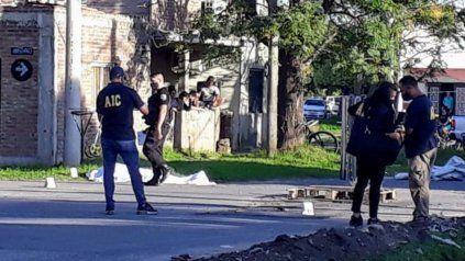 Un hombre fue asesinado esta tarde en la zona sur en un aparente ataque sicario