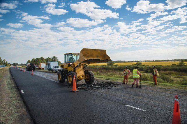 Seghezzo dijo que la falta de inversión en obra viales pone en riesgo la seguridad vial