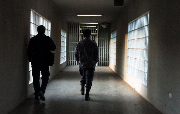En prisión. El condenado estará en una cárcel provincial