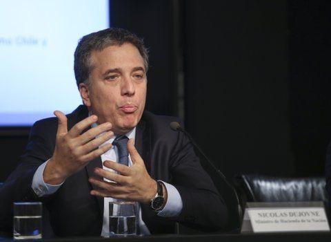 Reforma. El ministro de Hacienda