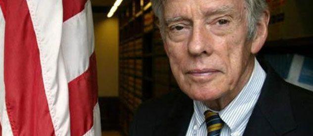 Deuda. El juez neoyorquino Thomas Griesa lleva el caso de la Argentina.