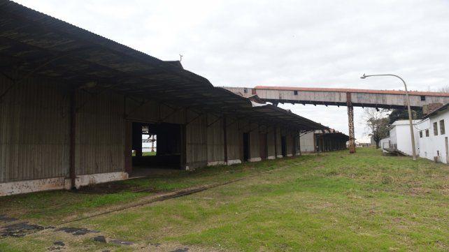 Muelles en desuso. Un lugar en estado de abandono desde hace años busca ahora reconvertirse.