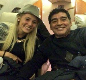 Un nuevo escándalo entre Oliva y Diego: el día que Rocío noqueó a Maradona de una trompada