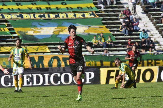 Mauro formica grita con alma y vida el gol leproso en La Feliz.