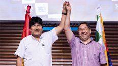 el triunfo de arce en bolivia