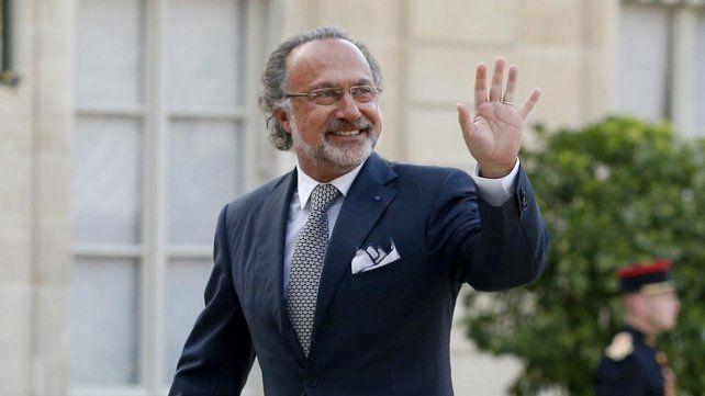 Murió en un accidente de helicóptero uno de los hombres más ricos de Francia