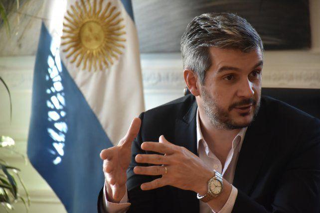 Peña ratificó la continuidad de Bullrich y aseguró que  irá a fondo en la investigación por Maldonado