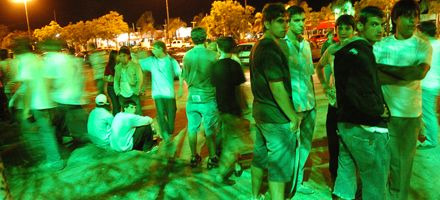 Miatello: Los fines de semana no pasan colectivos a la salida de los boliches