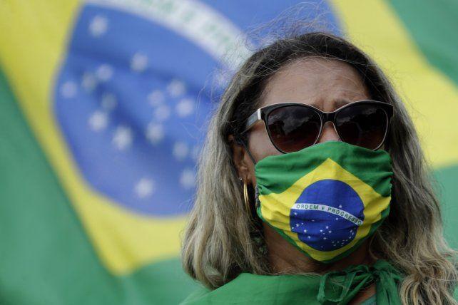 Coronavirus en Brasil: en marzo hubo más muertes que nacimientos