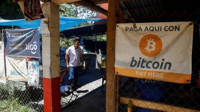 El bitcoin será la única moneda de curso legal en El Salvador.