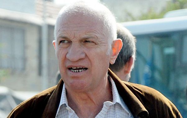Aldo Rico. Ex militar carapintada.