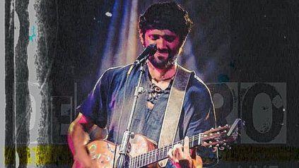Joaquín del Mundo llega con su música hoy a Paraná en el marco de una gira