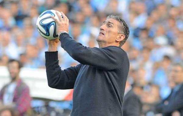 El patón fue semifinalista de la Libertadores 2001.