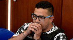 """""""Guille"""" Cantero está preso en la cárcel federal de Marcos Paz y acumula seis condenas."""