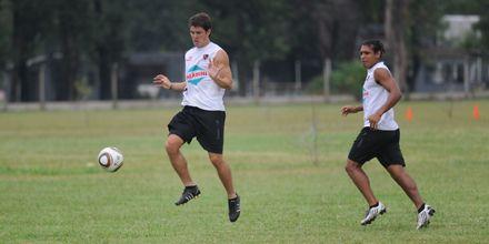 Sensini confirmó cambio de esquema y jugadores para visitar al Globo