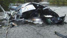 El banquero murió ayer en un accidente aéreo cerca de Cabra Corral, Salta.