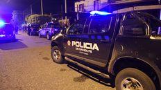 El homicidio sucedió en Arroyito, cuando la víctima llegaba para guardar el auto.