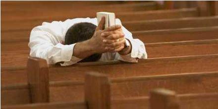 Un estudio de cerebro revela que el sentimiento religioso disminuye el dolor