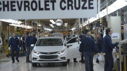 En el complejo automotriz de Alvear están ampliando las instalaciones para la fabricación del nuevo modelo.