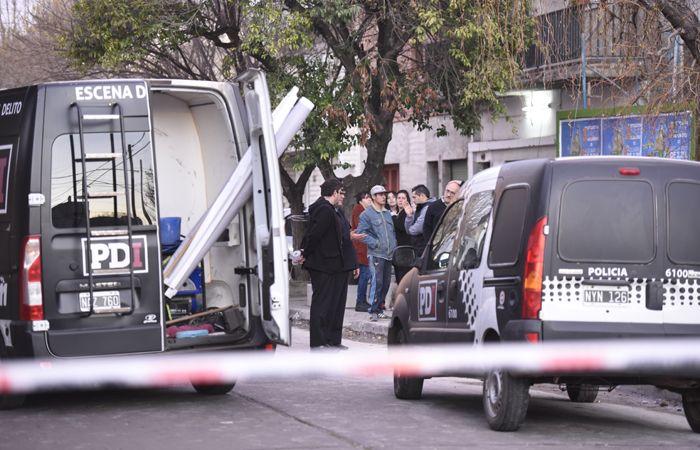 En la audiencia a cargo del la jueza Mónica Lamperti y el fiscal de Homicidios Pablo Pintos se dictó hoy prisión preventiva por tiempo indeterminado.