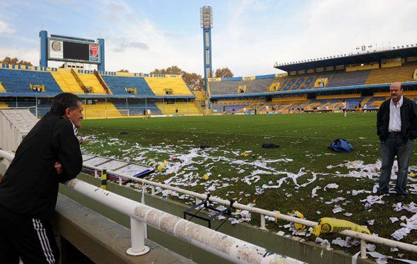 Pascuttini renunció al cargo de coordinador de las inferiores y Teglia será su reemplazante. (Foto: C.M.Lovera)