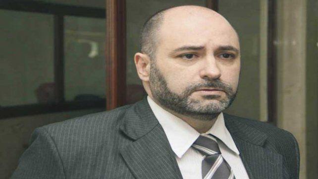 El juez. Gustavo Pérez de Urrechu aceptó la calificación fiscal.
