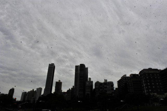Rosario tendrá cielo nublado durante la jornada de hoy.