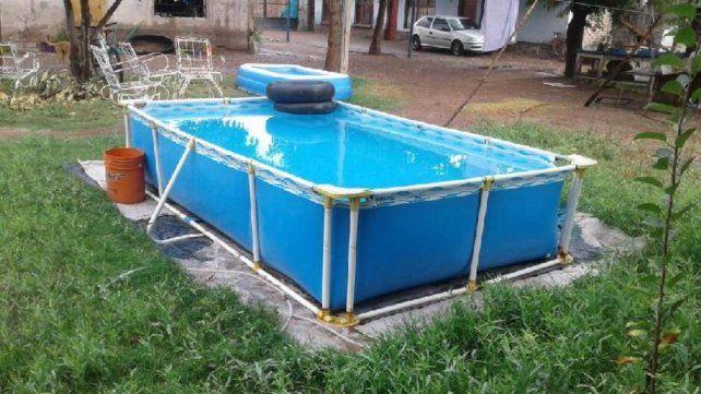 Piletas. Aconsejan utilizar cloro para no tener que cambiar el agua.