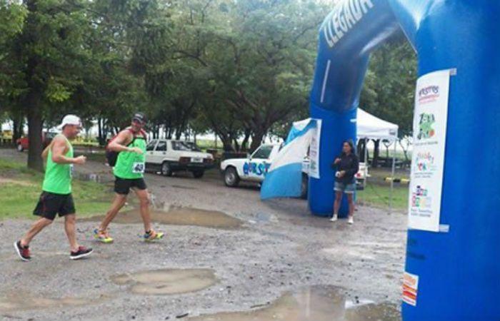 La competencia une las ciudades de Rosario y San Lorenzo.