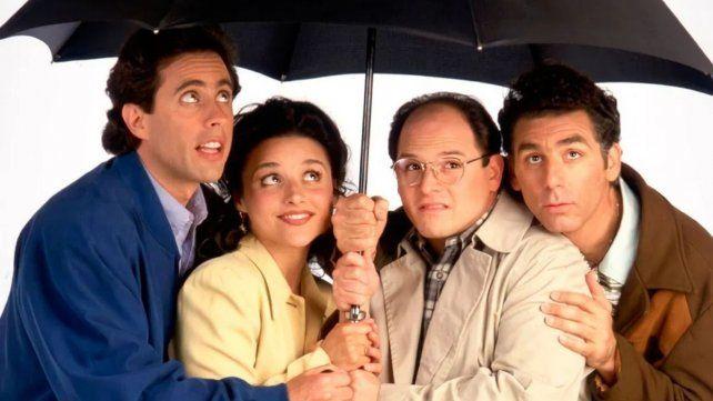Celebran los fans: Seinfeld llega el primero de octubre a Netflix