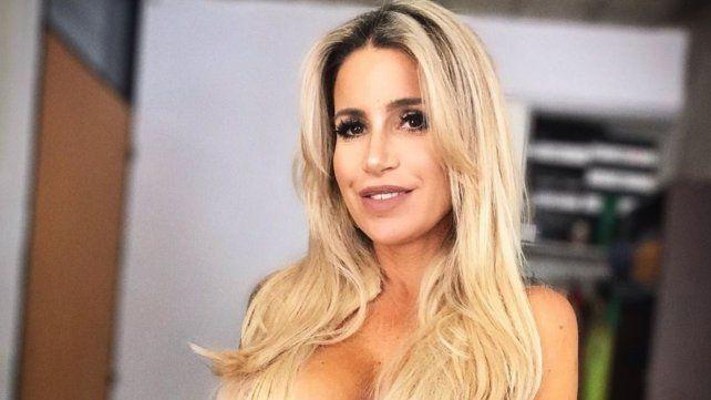La actriz admitió que el técnico de River es su debilidad.
