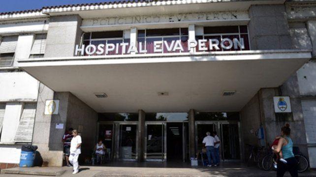 Los heridos fueron derivados al Eva Perón.