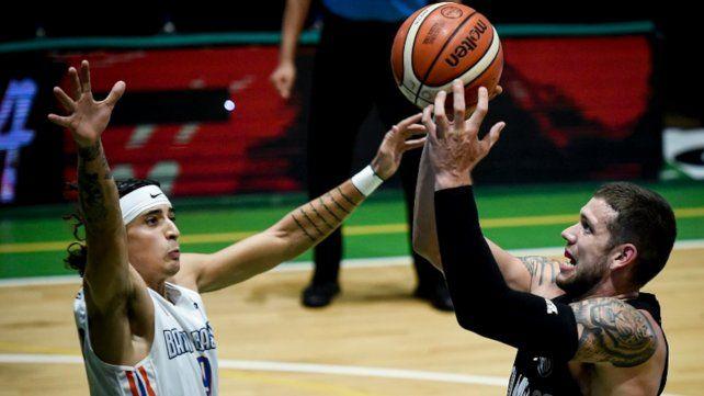 Olímpico volvió a la victoria tras superar a Bahía Basket por 96 a 88.